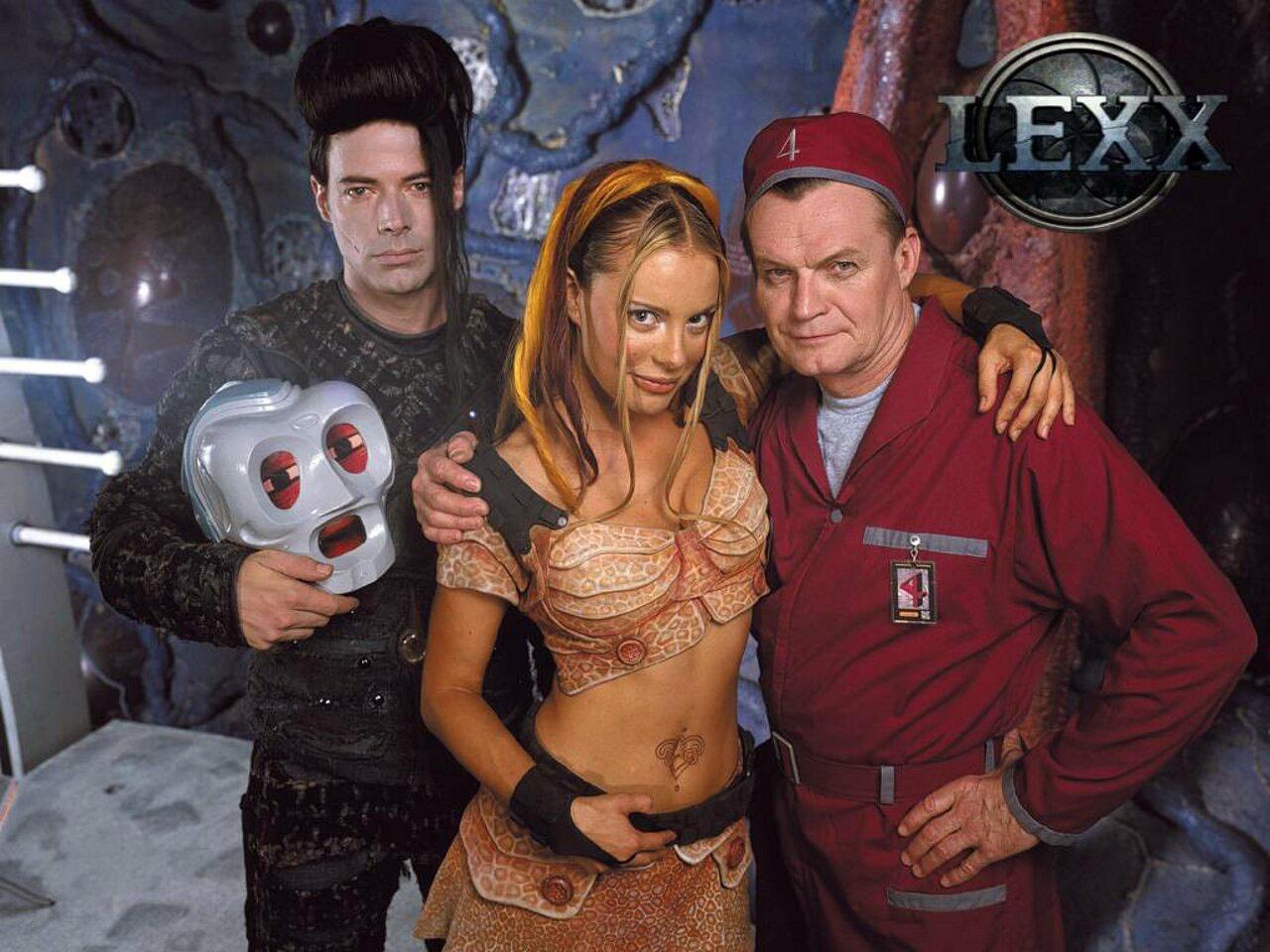 Lexx - The Dark Zone - Costume Design