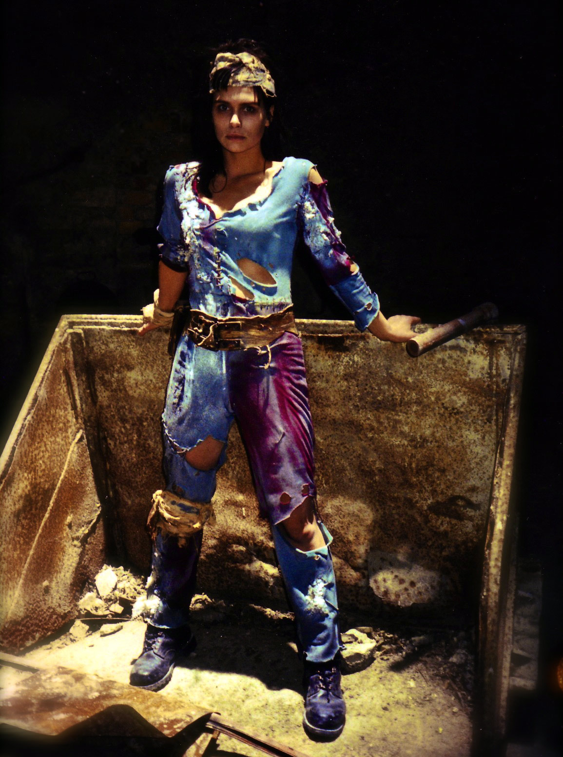 Lexx - The Dark Zone 3 - Costume Design