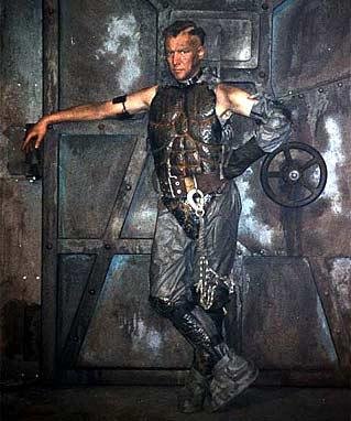 Lexx The Dark Zone - Costume Assistant