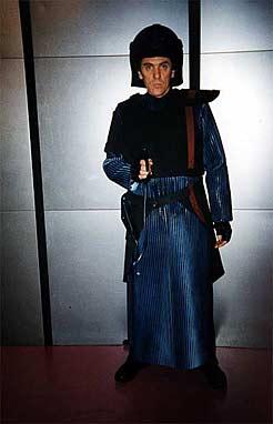 Lexx - The Dark Zone 2 - Costume Design