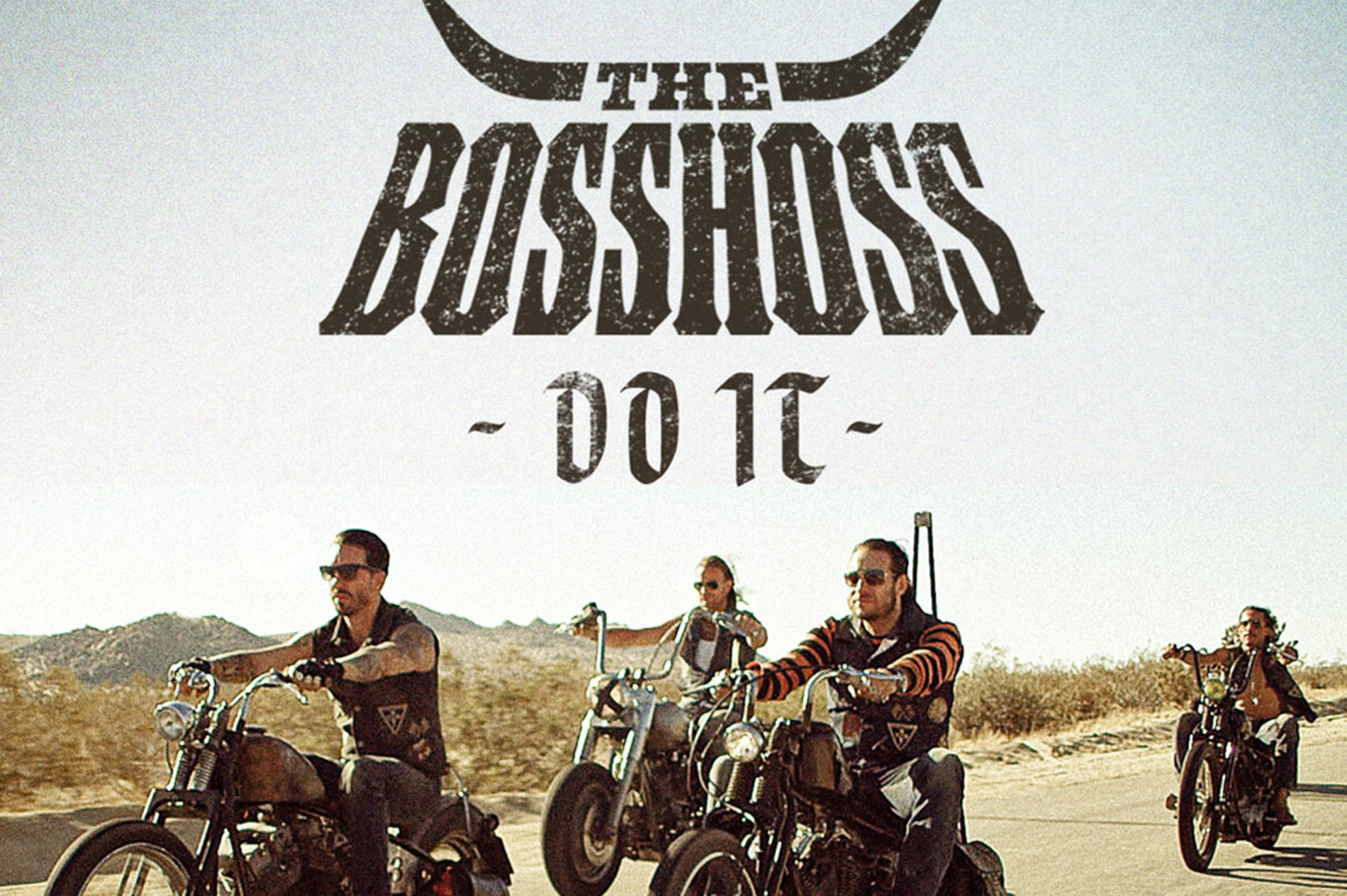 Boss Hoss - Do it - Costume Design
