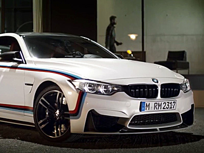 BMW M4 – Performance